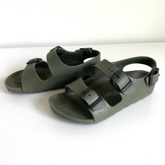 J.Crew: Kids' Birkenstock® Milano Waterproof EVA Sandals